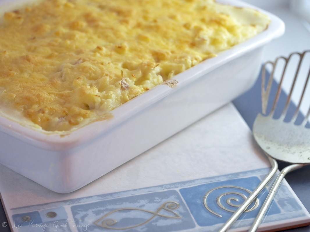 Fish Pie - the traditional English version