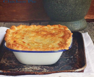 Comforting Chicken Pie
