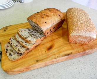 Wholemeal Plain Or Fruit And Nut Bread