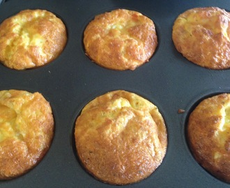 Breakfast Muffins - Viva Les All Blacks