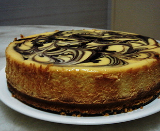 Marbled Cheesecake : A Resurrected Post