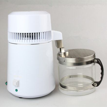 Portable Stainless Steel Water Distiller Pure Water Filter Water Purifier water distiller filter treatment lab & hospital HA149