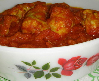 Devil Curry (Debal)