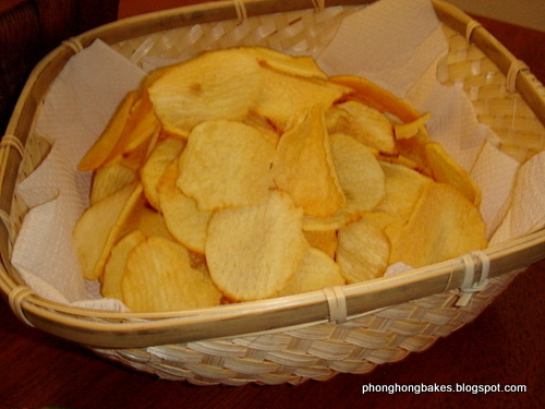 Ngaku Chips (Arrowhead Chips)