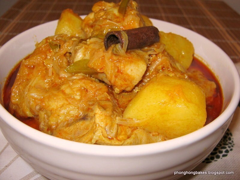 Mummy's Chicken Curry
