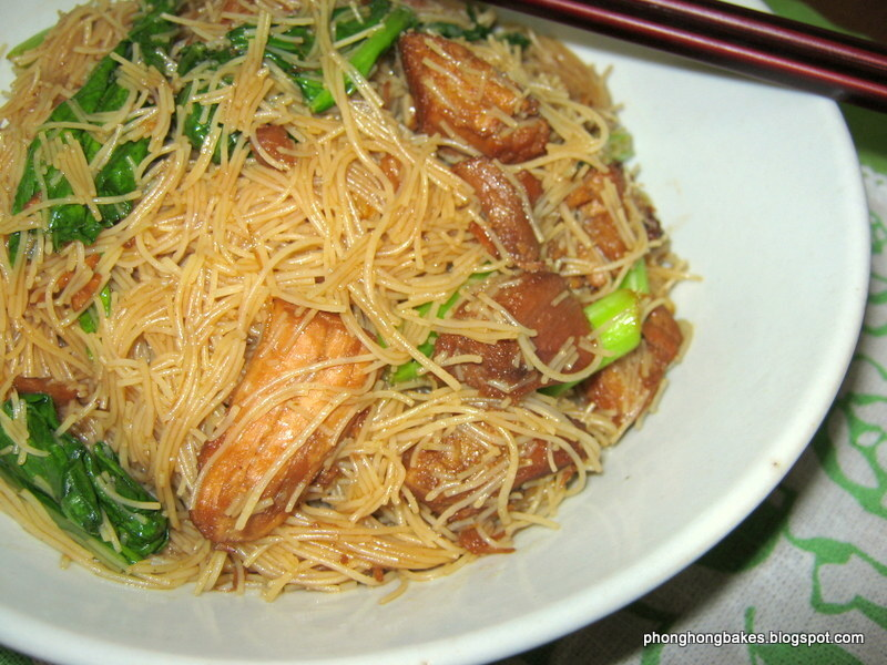Braised Pork Trotters Bee Hoon