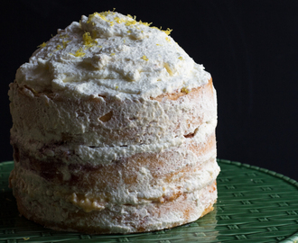 Lagkage (Danish Layer Cake)