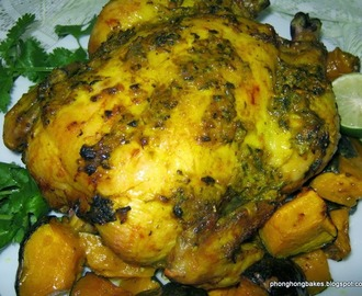 Roast Lime Chicken : AFF Thailand