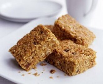 Coconut and Cranberry Flapjack Recipe