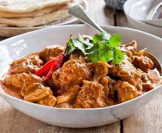 Butter Chicken ...