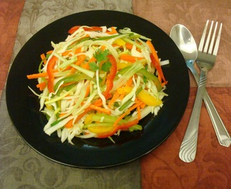 Chinese Vegetable Salad