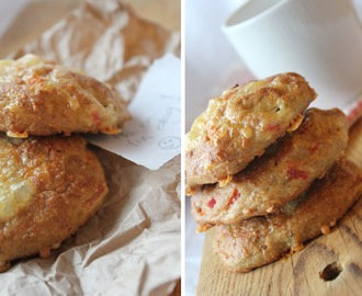 Pizza - Scones...