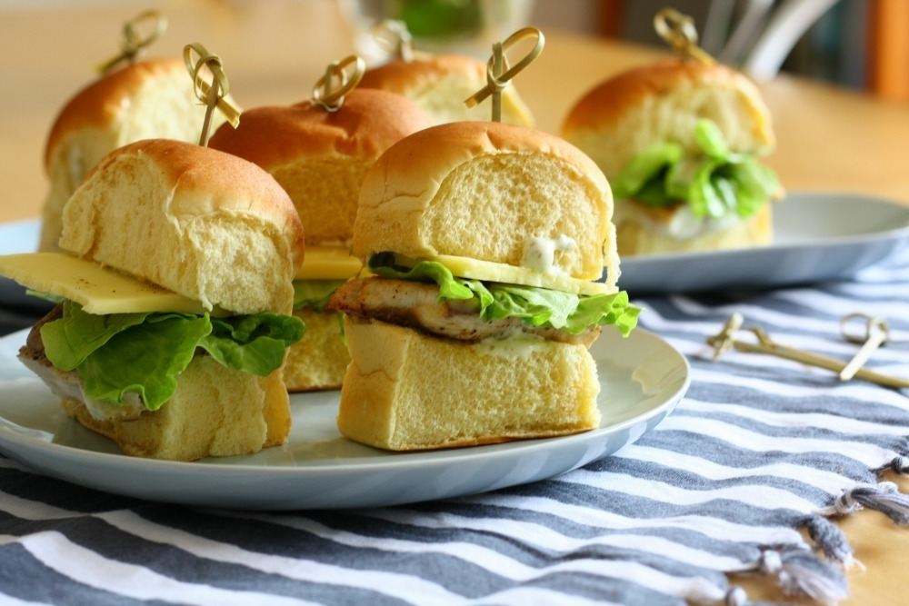 FISH SLIDERS PLEASE