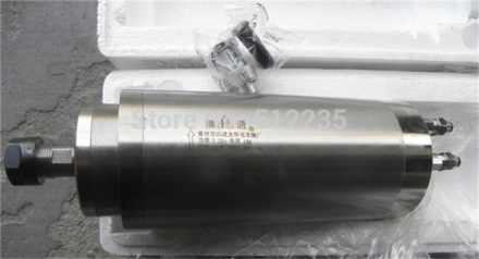CNC Motor 3.2KW ER-20 100mm Watre-cooling High quality Spindle motor, Engraving machine spindle motor