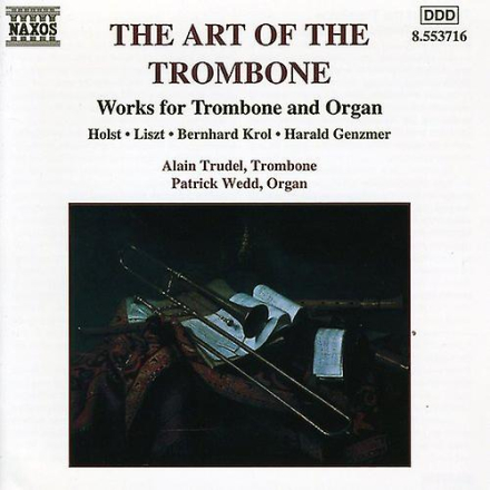 NAXOS Konst av trombonen - The Art of trombon [CD] USA import
