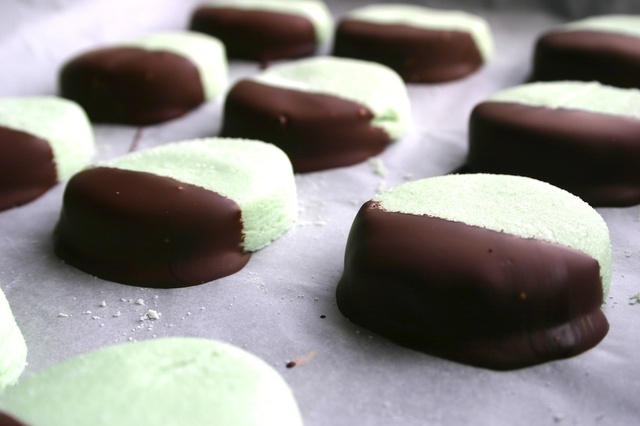peppermint patties - we should cocoa