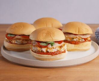 Chicken Pizza Burgers