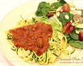 Homemade Pasta Sauce Recipe: No Added Sugar, Gluten Free, Paleo and Vegan