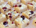 CocoNut Cranberry Fudge