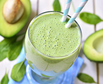 Mexican Avocado Smoothie