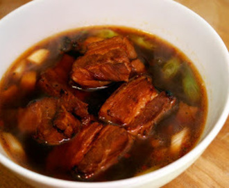 aromatic pork belly hot pot - Random Recipe 2