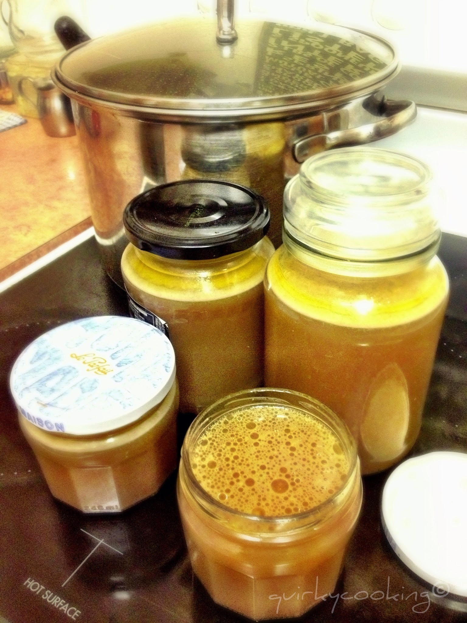 Bone Broths (Liquid Stocks)