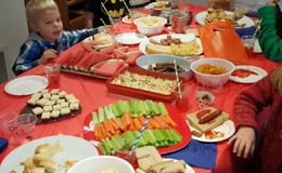 Kids Party Clean Eating