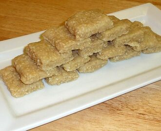 Manjula's Kitchen Til ki Burfi (Sesame Seed Burfi) Post navigation