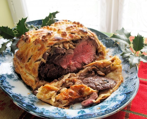 Kenwood Christmas Menu: The Main Event ~ Beef Wellington (Boeuf en Croute) Recipe