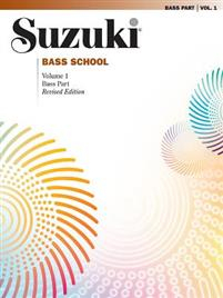 Suzuki Bass School, Vol 1: Bass Part