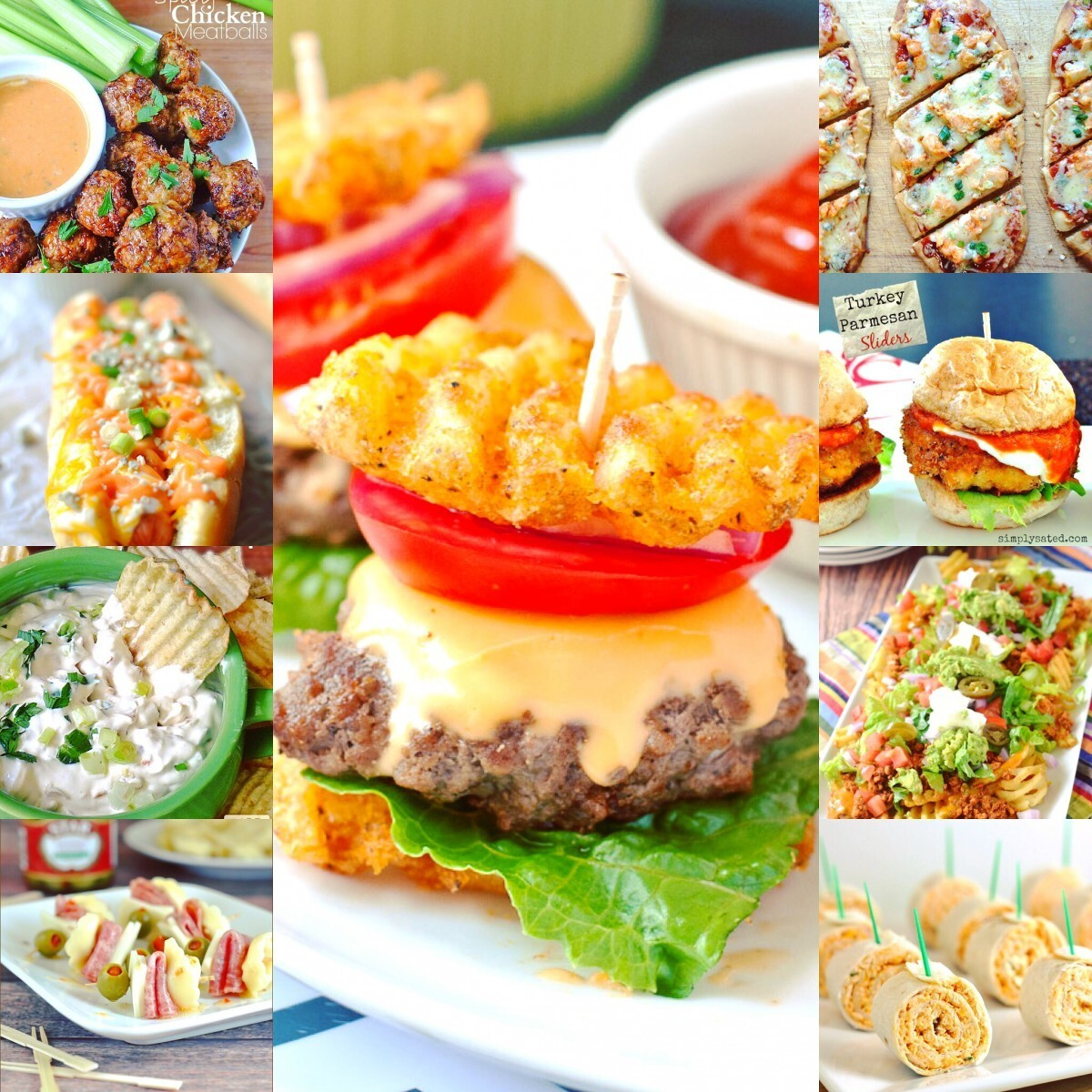 150 Recipes Perfect For The Super Bowl