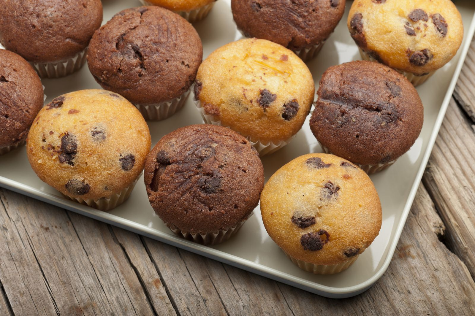Basic Muffin Recipe