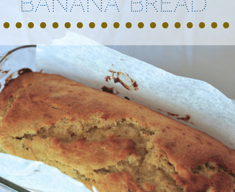 Lunchbox Baking :: Banana Bread