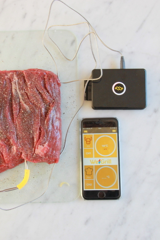 Review: WeGrill One BBQ thermometer met smartphone app + WIN actie!