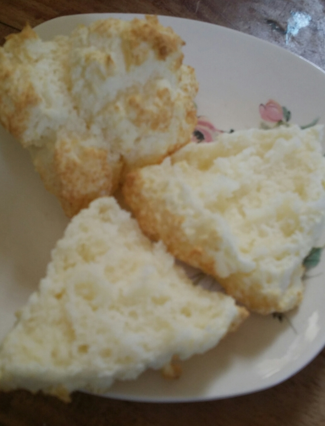 Gluten-free scones – an updated recipe