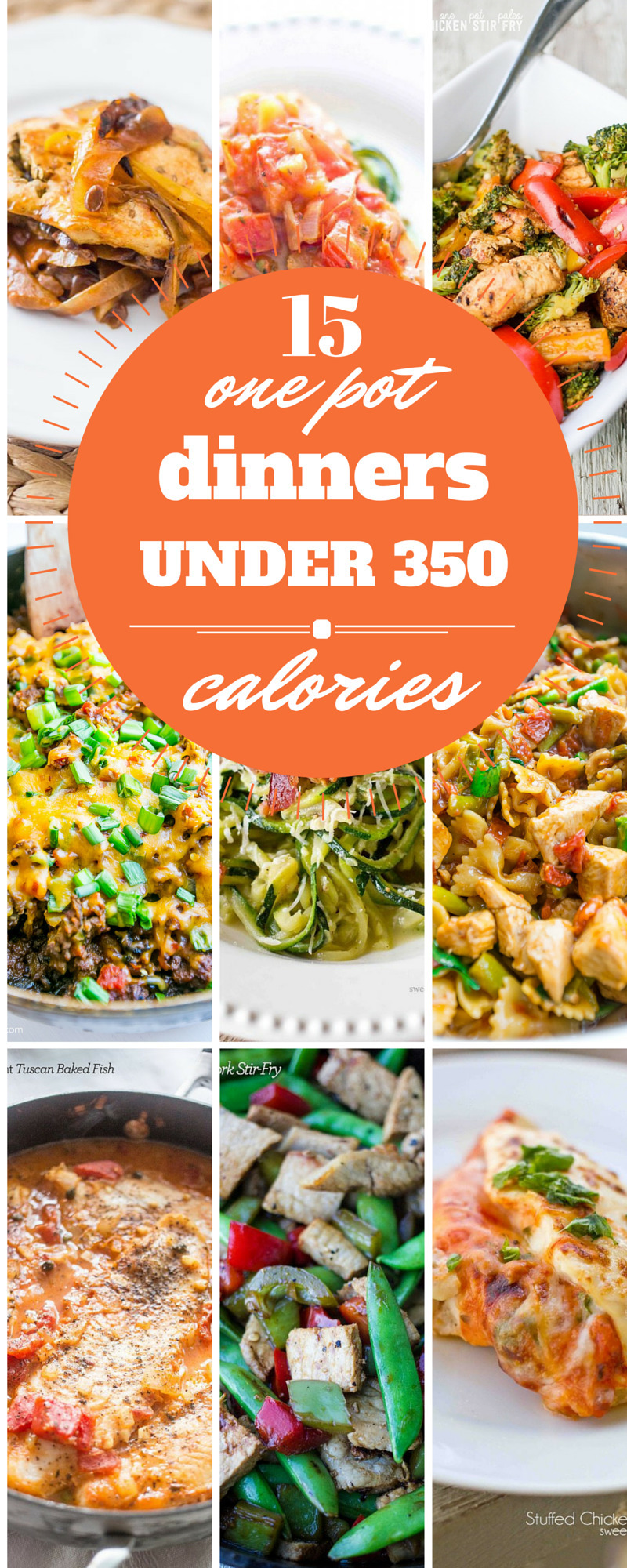 15 Best One Pot Dinners Under 350 Calories