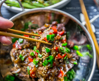Honey Soy Slow Cooker or Dutch Oven Asian Country Ribs