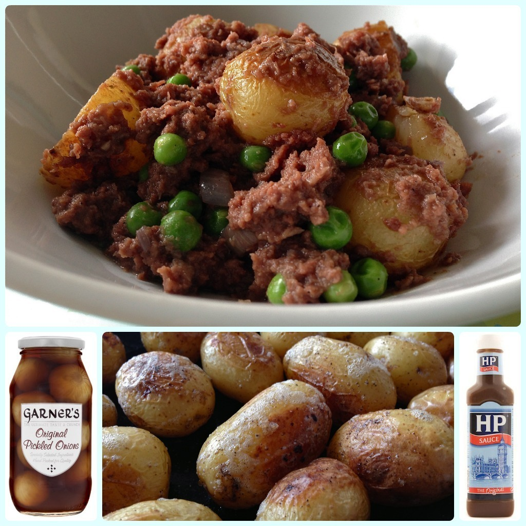 Saintly Corned Beef Hash