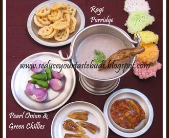 Ragi Koolz | Ragi Porridge | Finger Millet Porridge