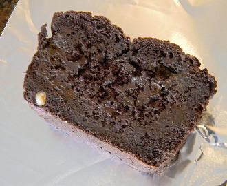 Four - Chocolate Sour Cream Quickbread #BreadBakers