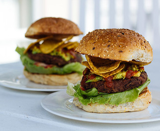 Spice up your burger with Wise Boys' vegan Spicy Mex recipe