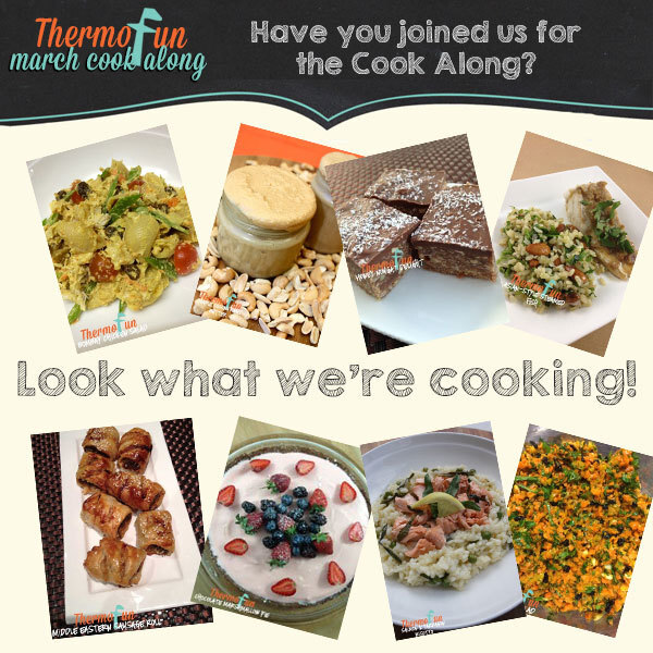 ThermoFun – March 2015 Week Long Cook Along