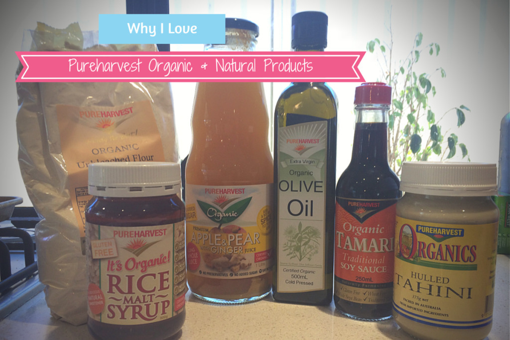 Why I Love: Pureharvest Organic and Natural Products