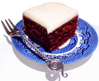 Red Velvet Cake with Cream Cheese or Ermine Icing