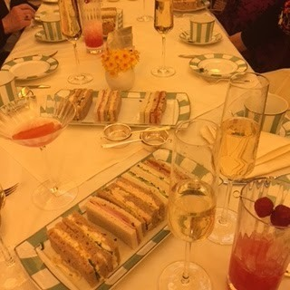 Review: Afternoon tea at Claridge's