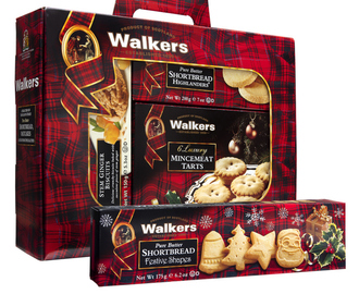 Giveaway: 2 x Walkers Shortbread Giftbox