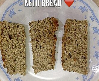 Priya's #Keto Multigrain Bread, Keto for India