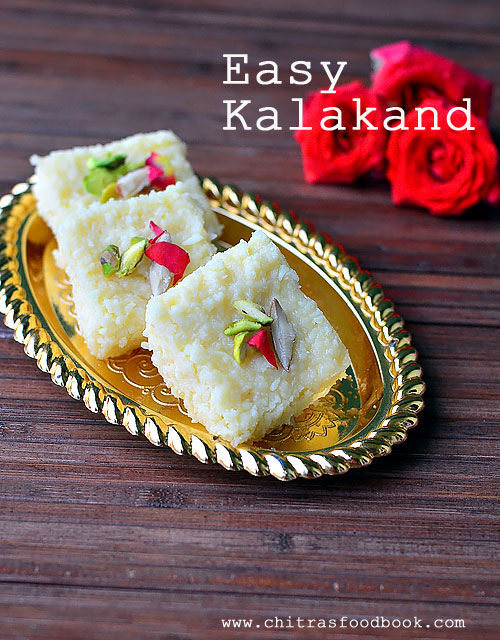 Easy Kalakand Recipe With Condensed Milk - MilkMaid Kalakand