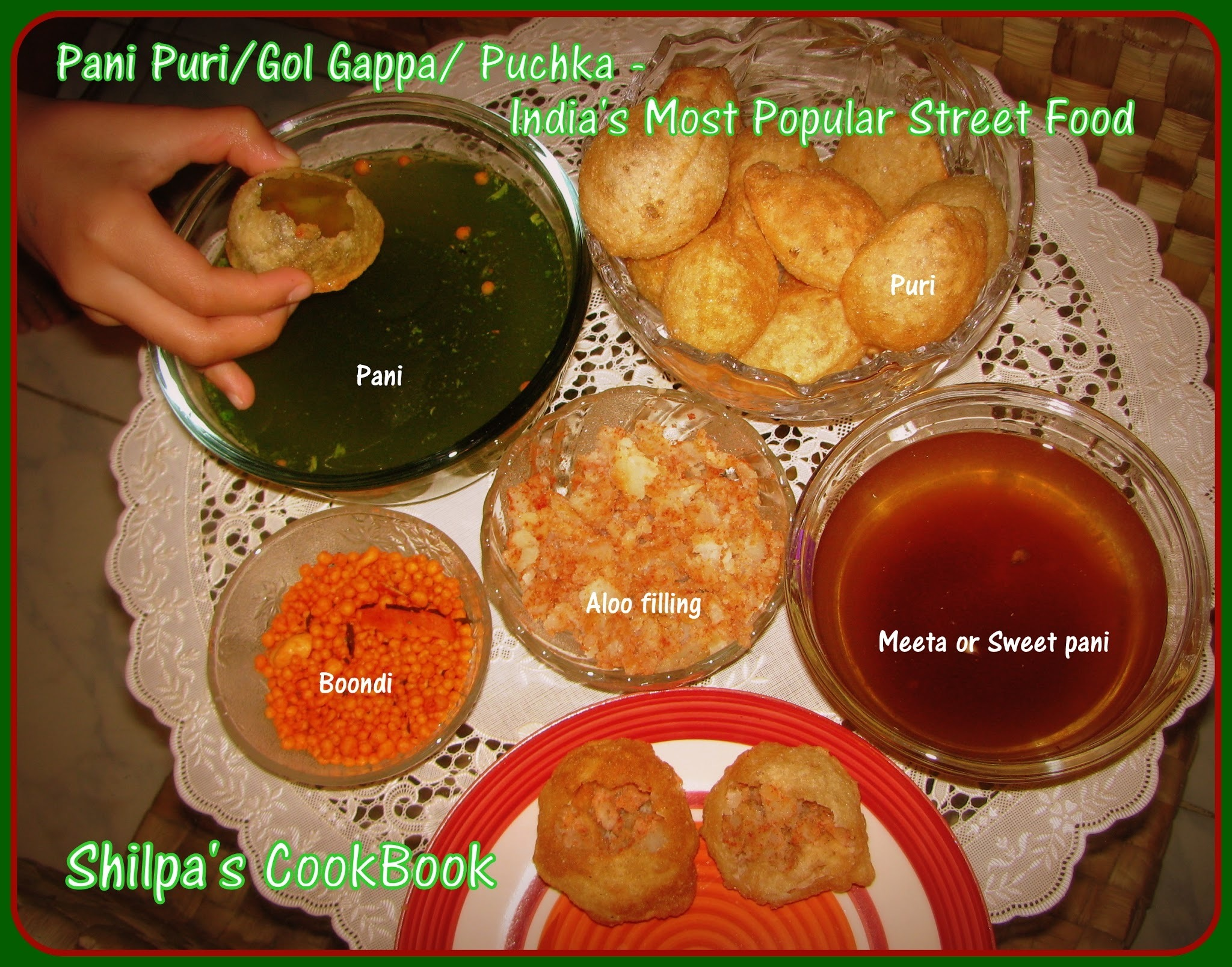 Priyaas Cookbook
