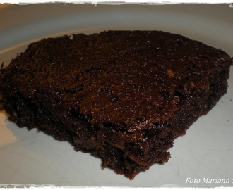 Brownies - lavkarbo ♥